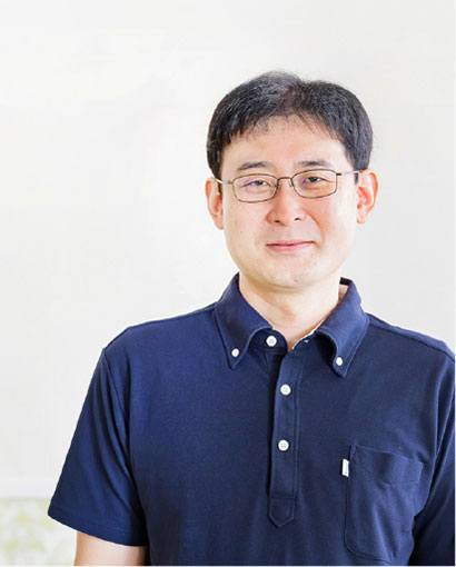 GREETING 院長ごあいさつ 院長  雪田 洋介